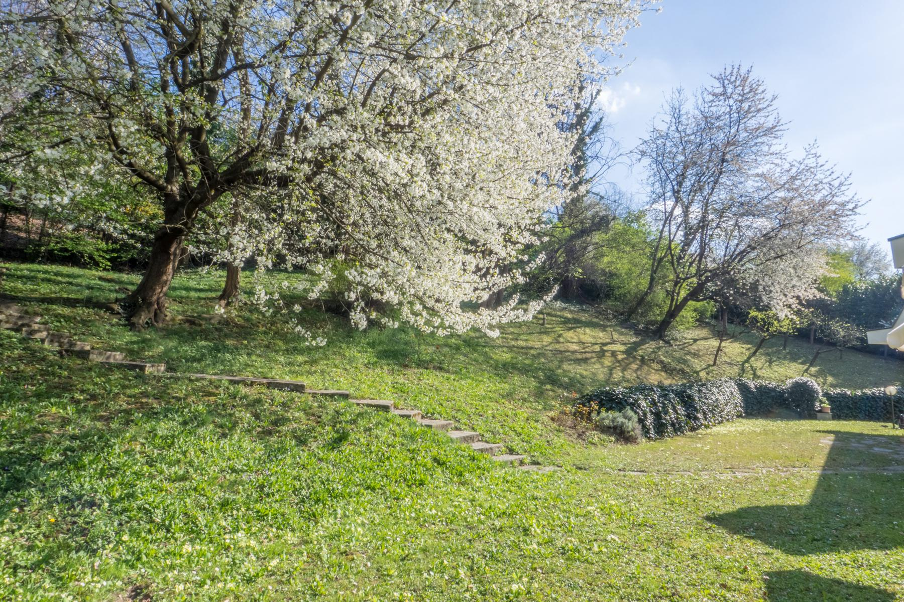 Villa with private garden in the hill of Turin - 29