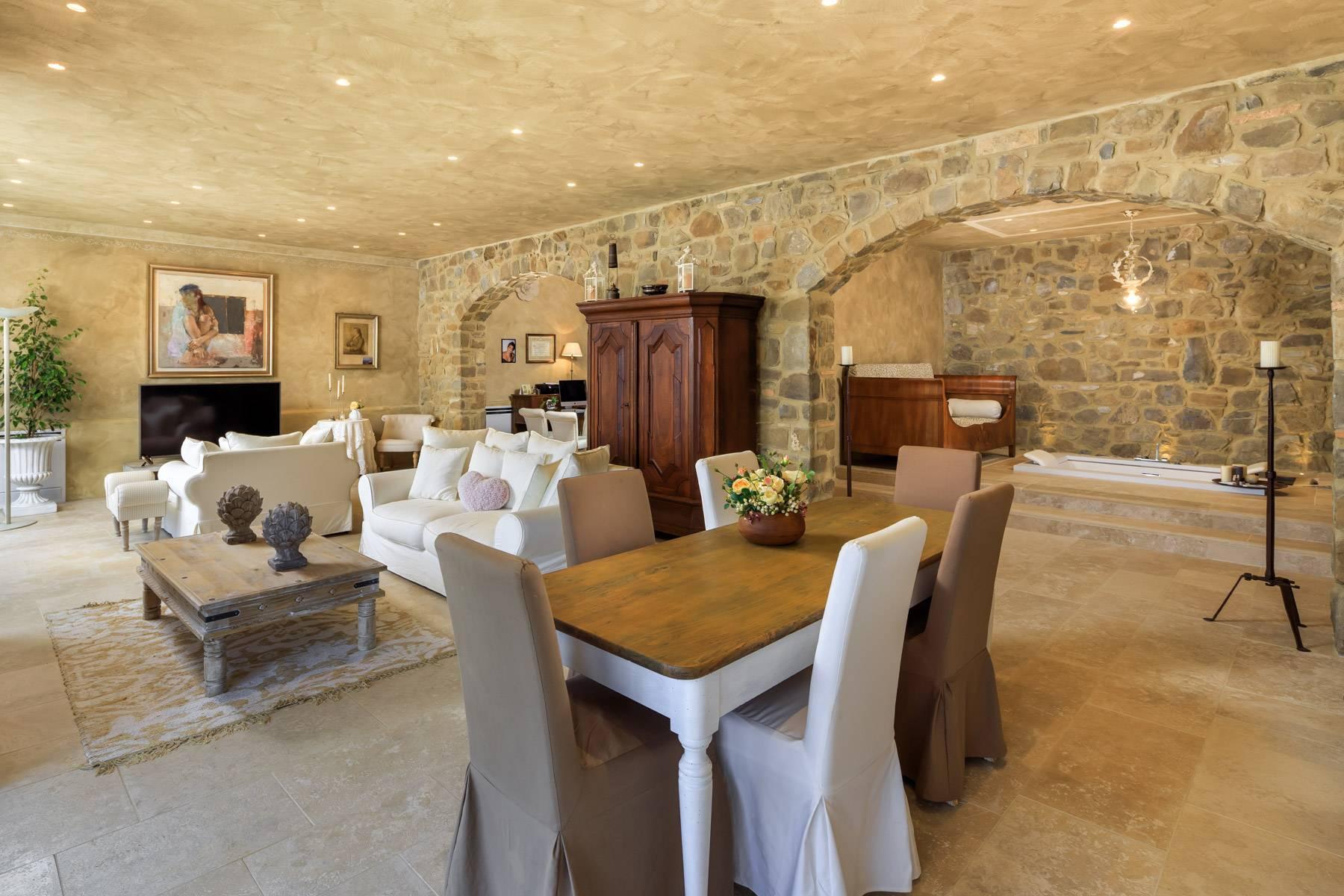 Wunderschönes restauriertes Bauernhaus in der Nähe von Montalcino - 7