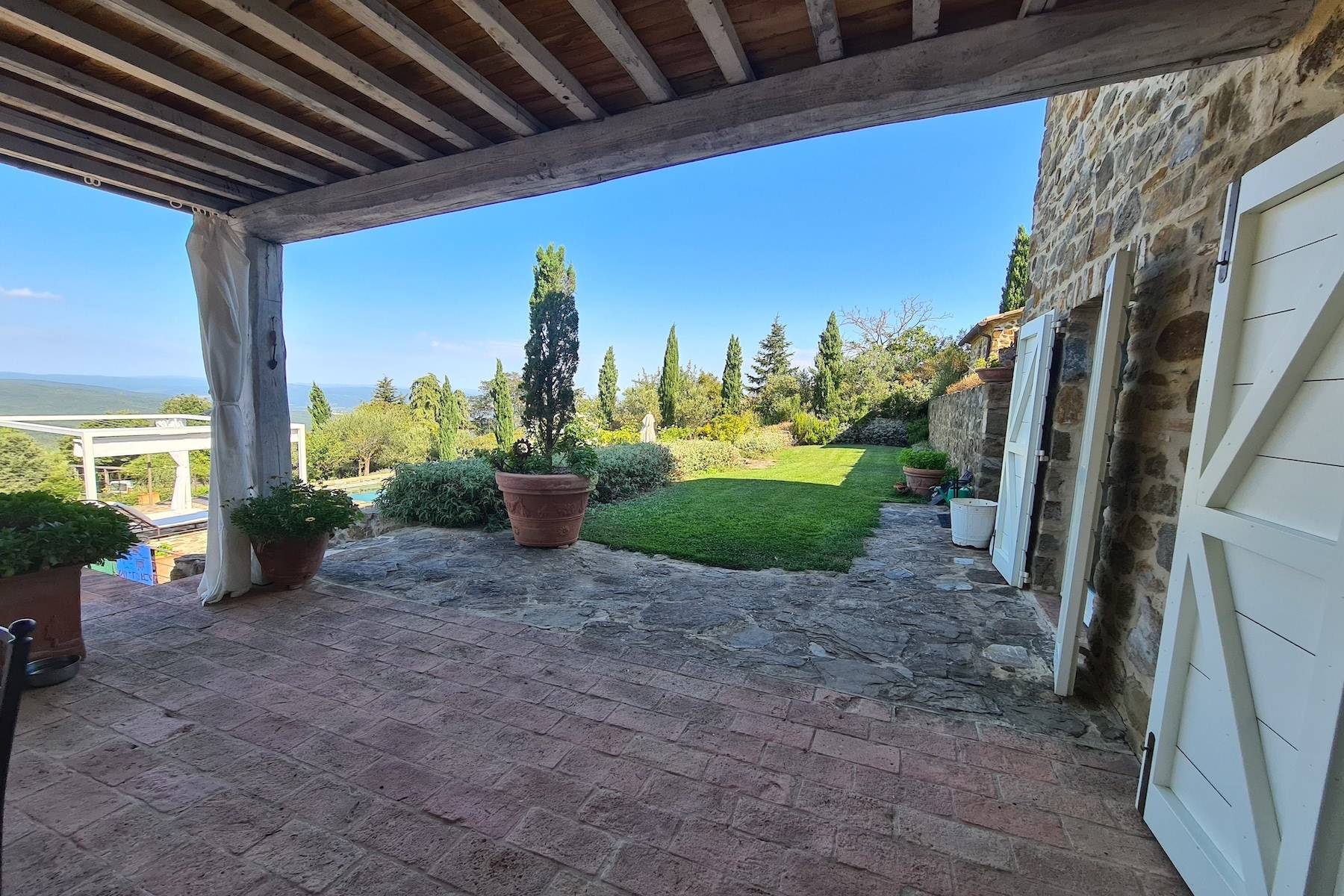 Marvelous newly restored farmhouse close to Montalcino - 25