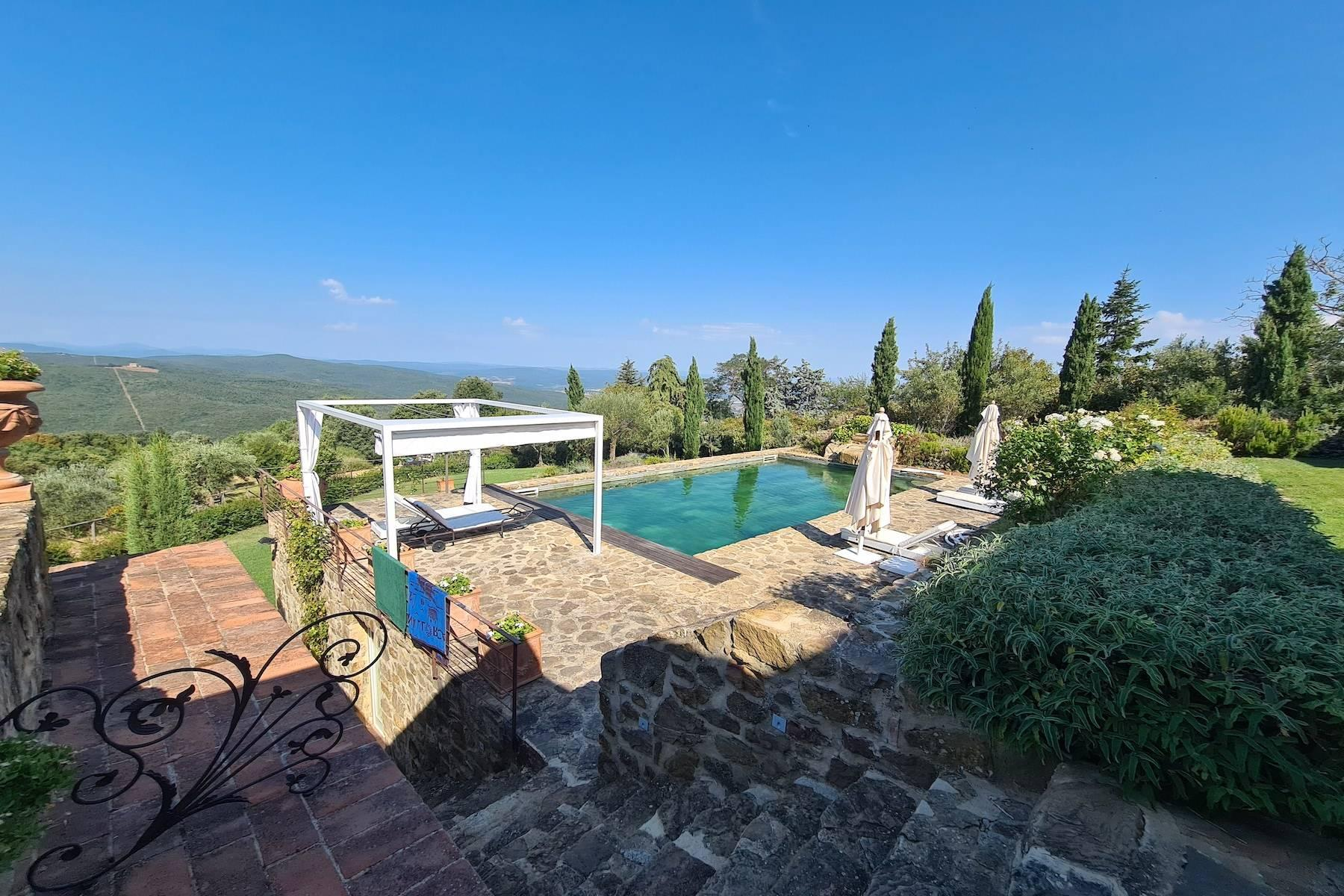 Marvelous newly restored farmhouse close to Montalcino - 27