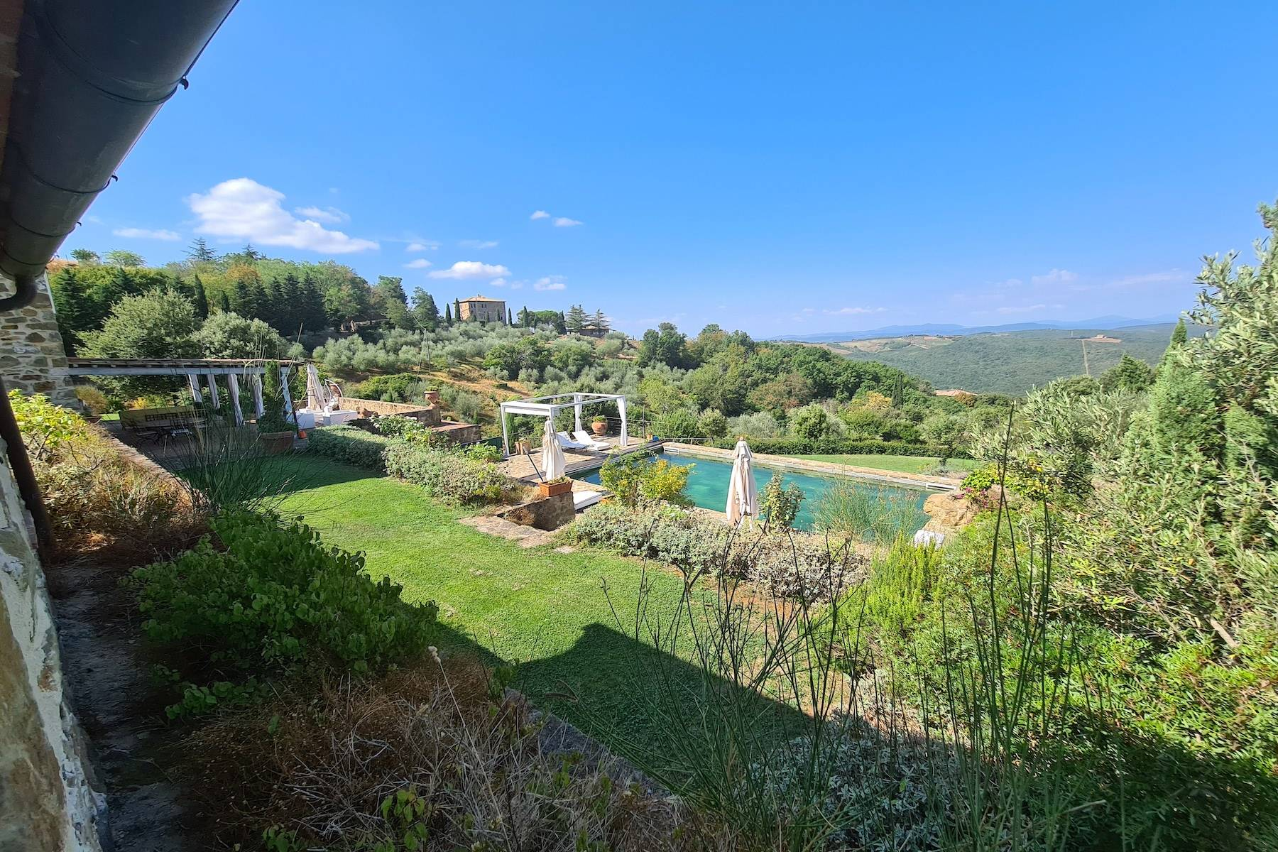 Marvelous newly restored farmhouse close to Montalcino - 28