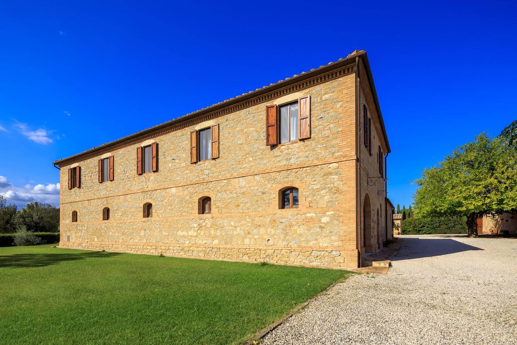 Exklusives Anwesen in der Nähe von Siena - 4