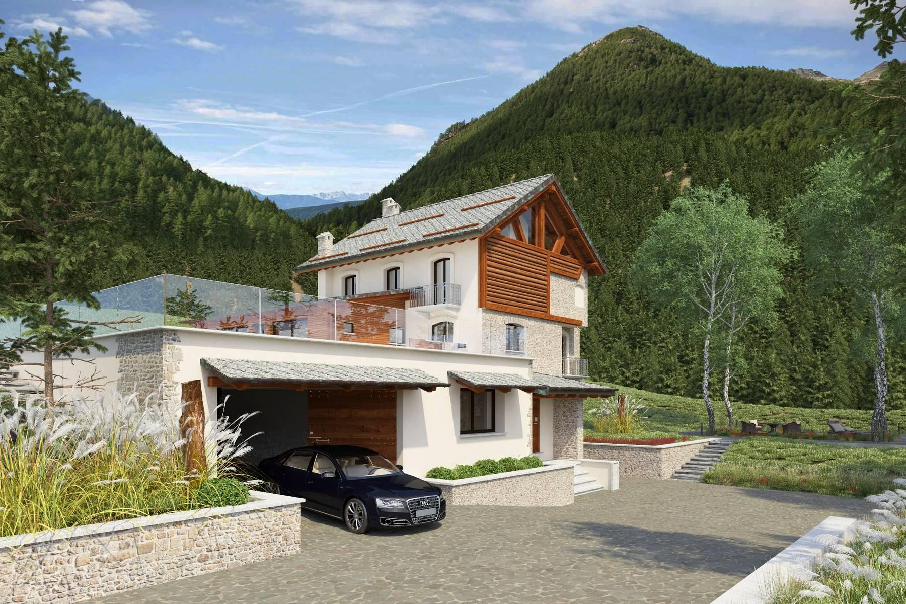 Beautiful chalet with panoramic view - 19