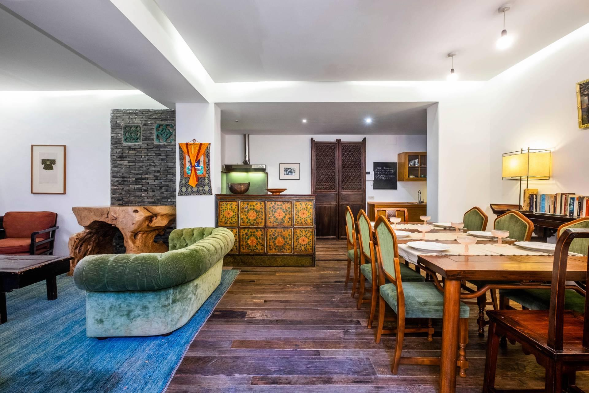 Appartamento all'Aventino con incantevole giardino privato - 4