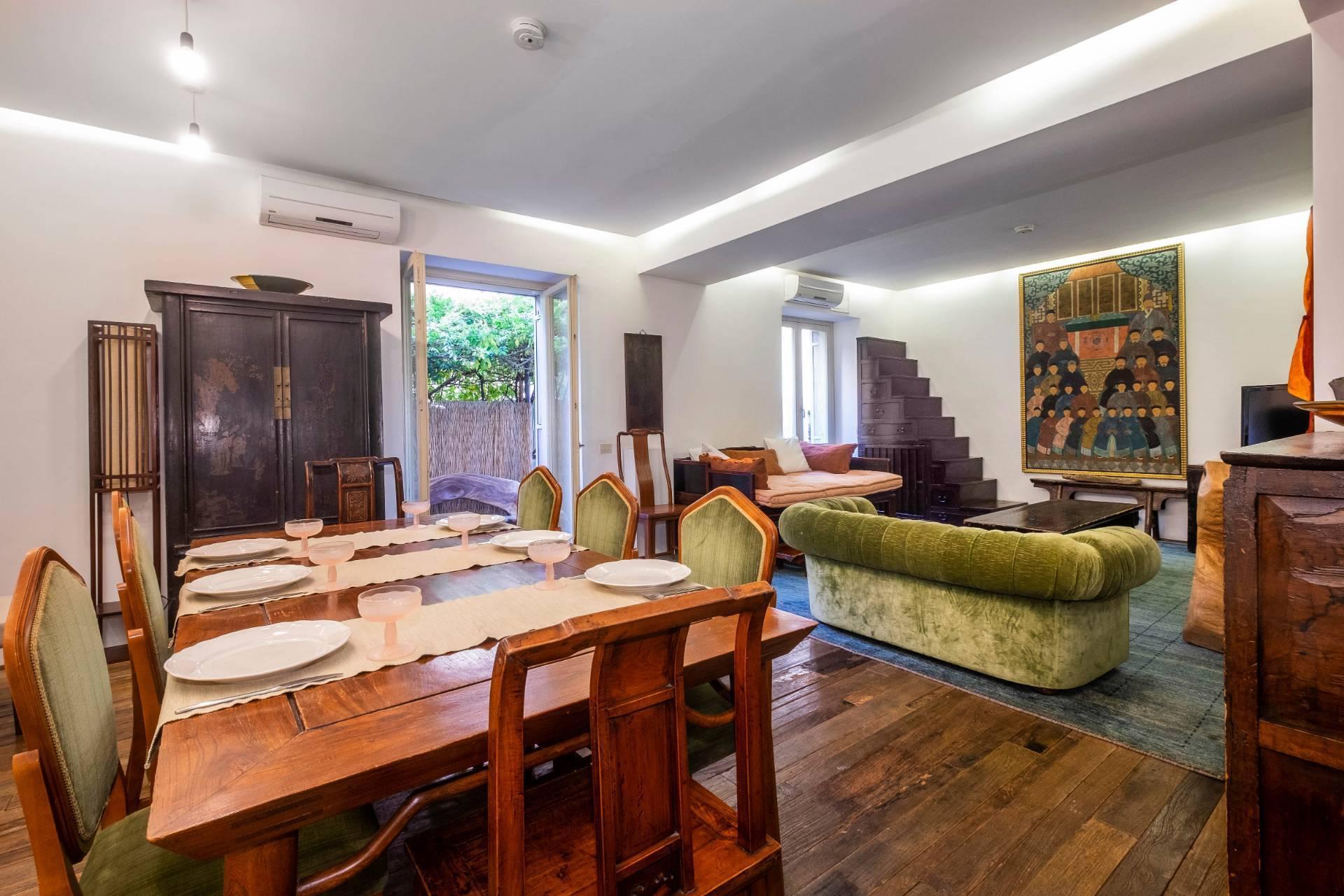Appartamento all'Aventino con incantevole giardino privato - 6