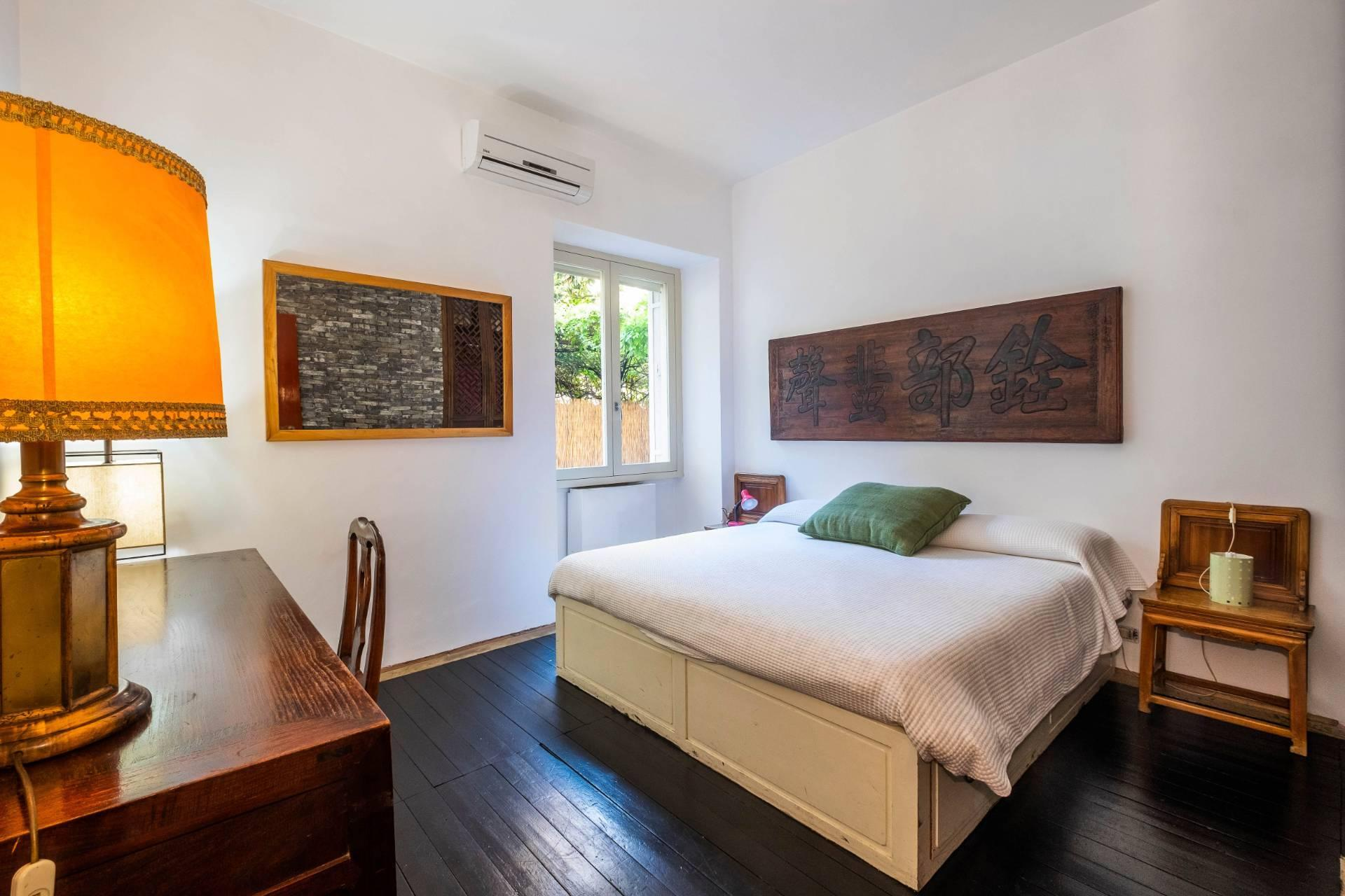 Appartamento all'Aventino con incantevole giardino privato - 11