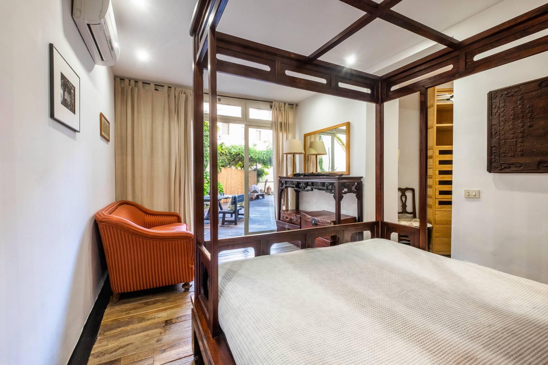 Appartamento all'Aventino con incantevole giardino privato - 15