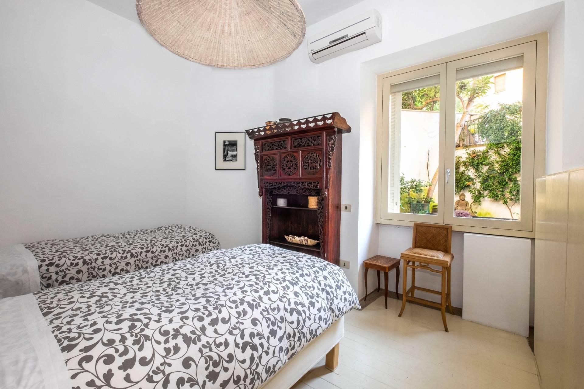 Appartamento all'Aventino con incantevole giardino privato - 19