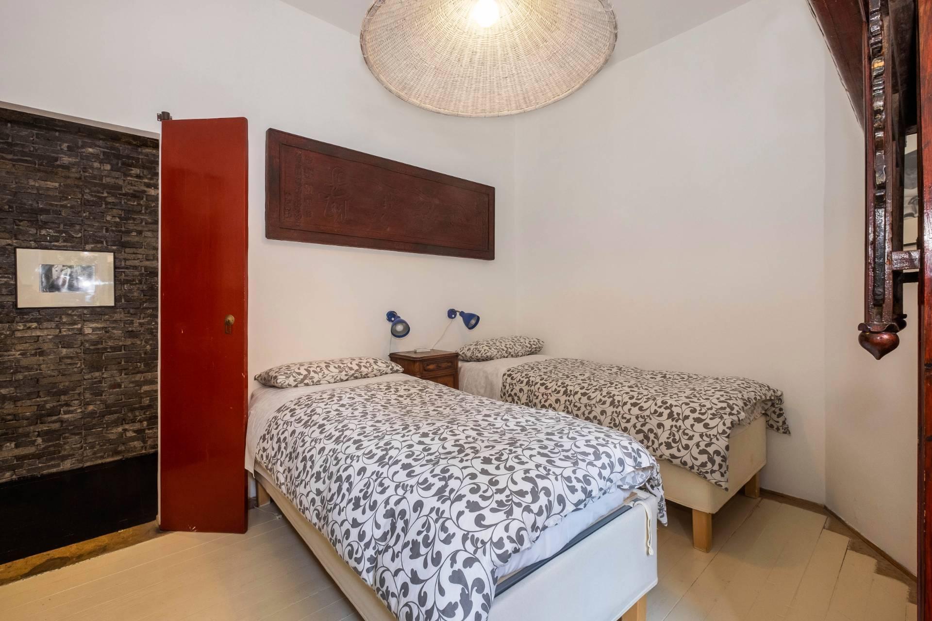 Appartamento all'Aventino con incantevole giardino privato - 20