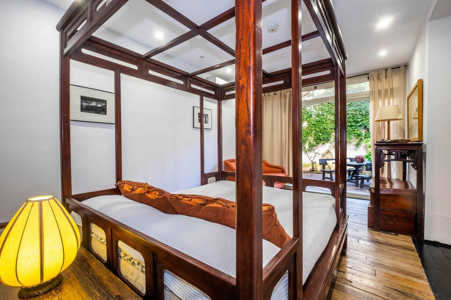 Appartamento all'Aventino con incantevole giardino privato - 25