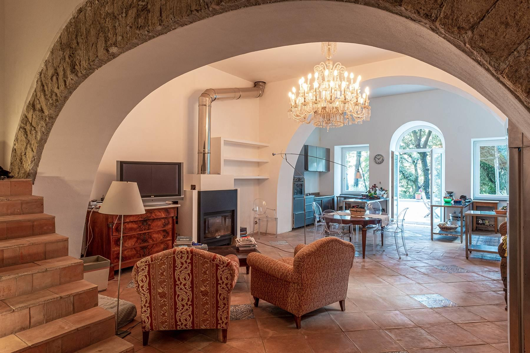 Charming villa nearby the sea in Posillipo - 14