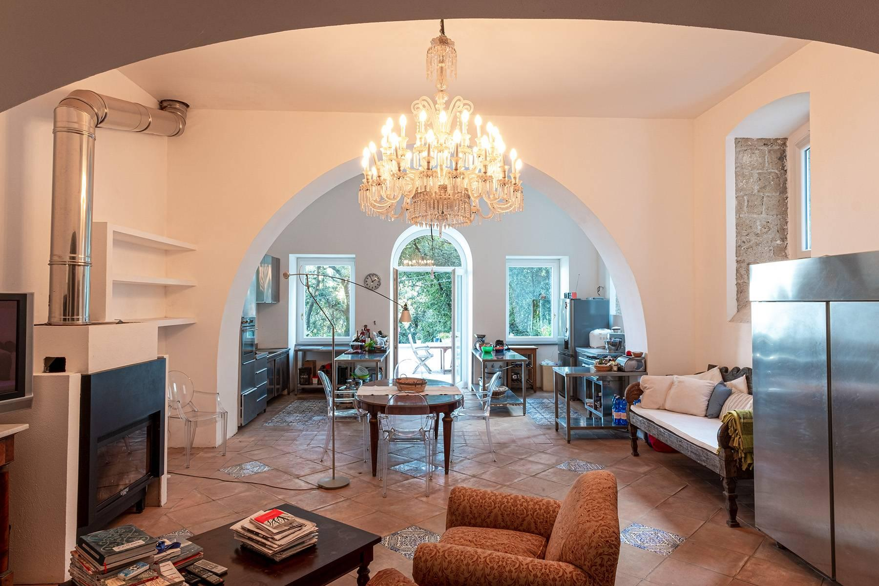 Charming villa nearby the sea in Posillipo - 13