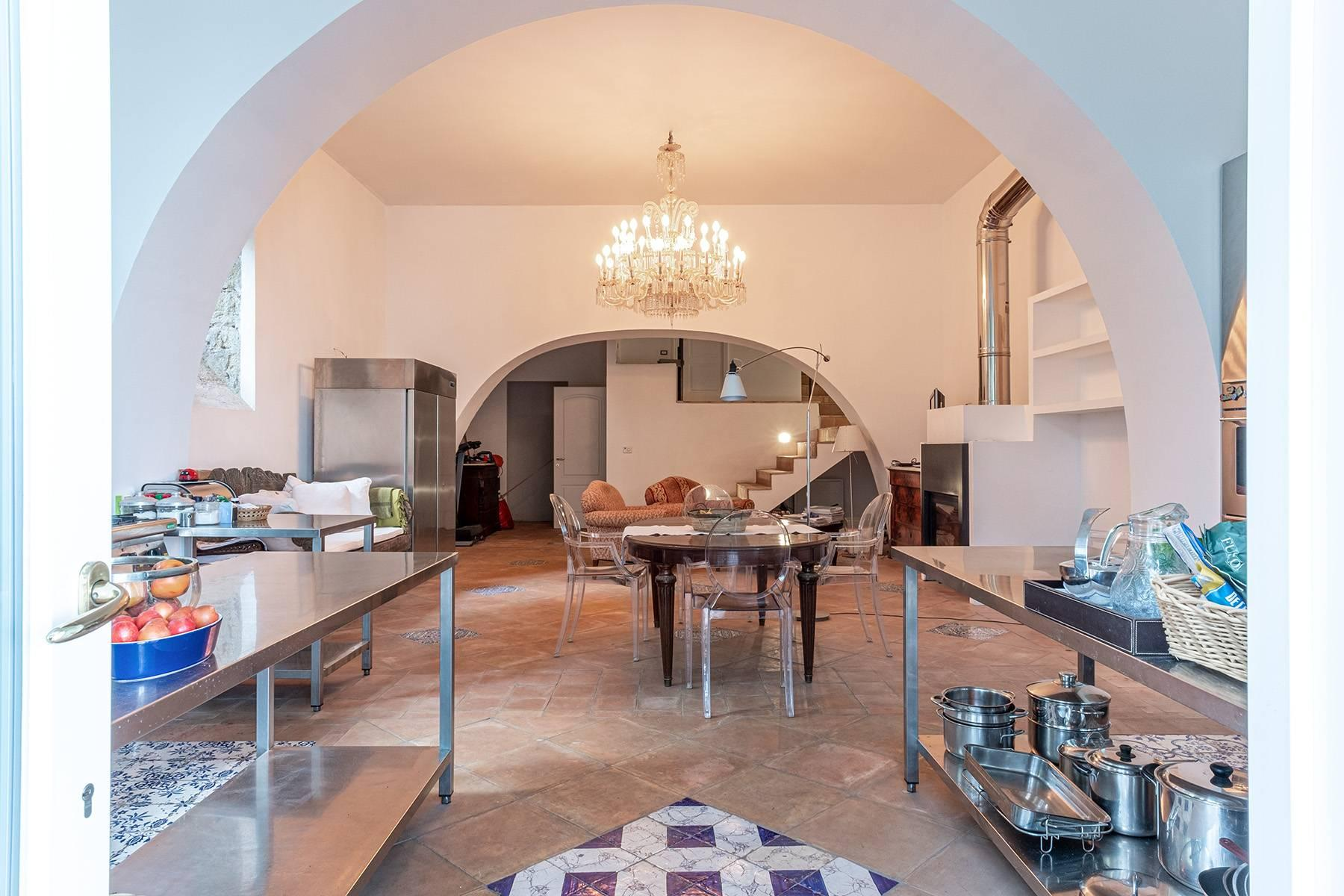 Charming villa nearby the sea in Posillipo - 15