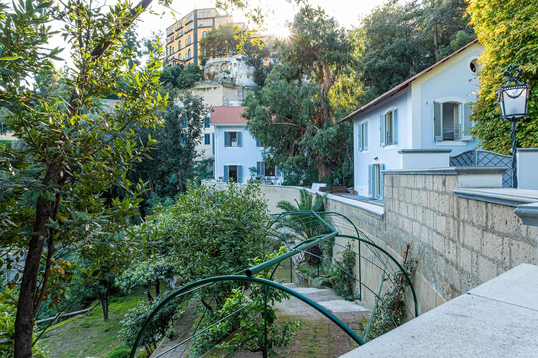 Charming villa nearby the sea in Posillipo - 37