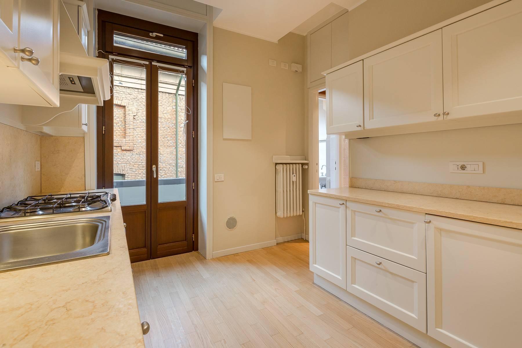 Ampio appartamento in zona Gabba/Montenapoleone - 5