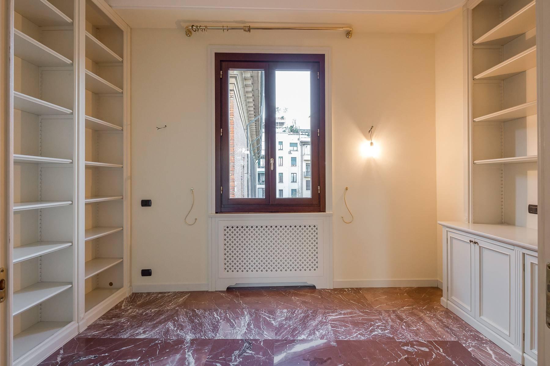 Просторные апартаменты в районе Gabba / Montenapoleone - 10