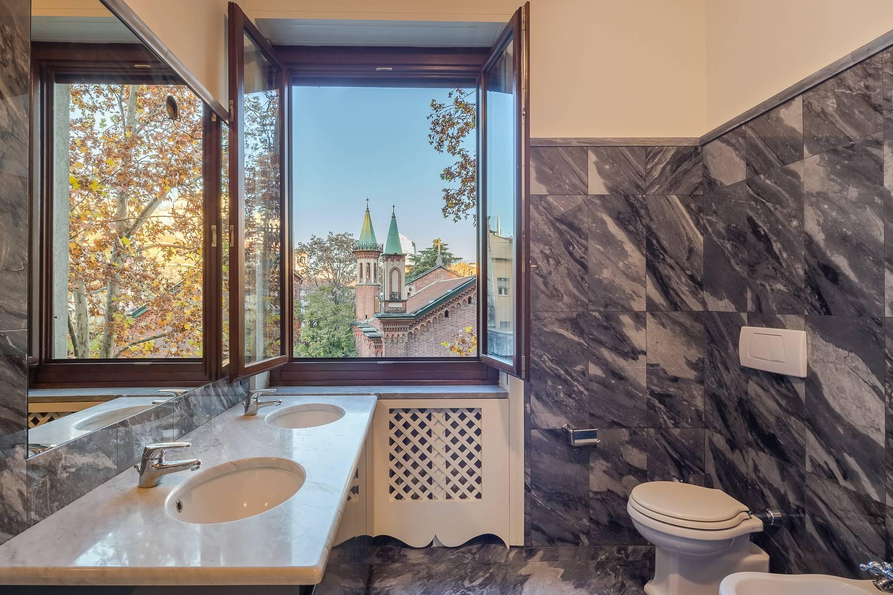 Grand appartement dans le quartier de Gabba / Montenapoleone - 16