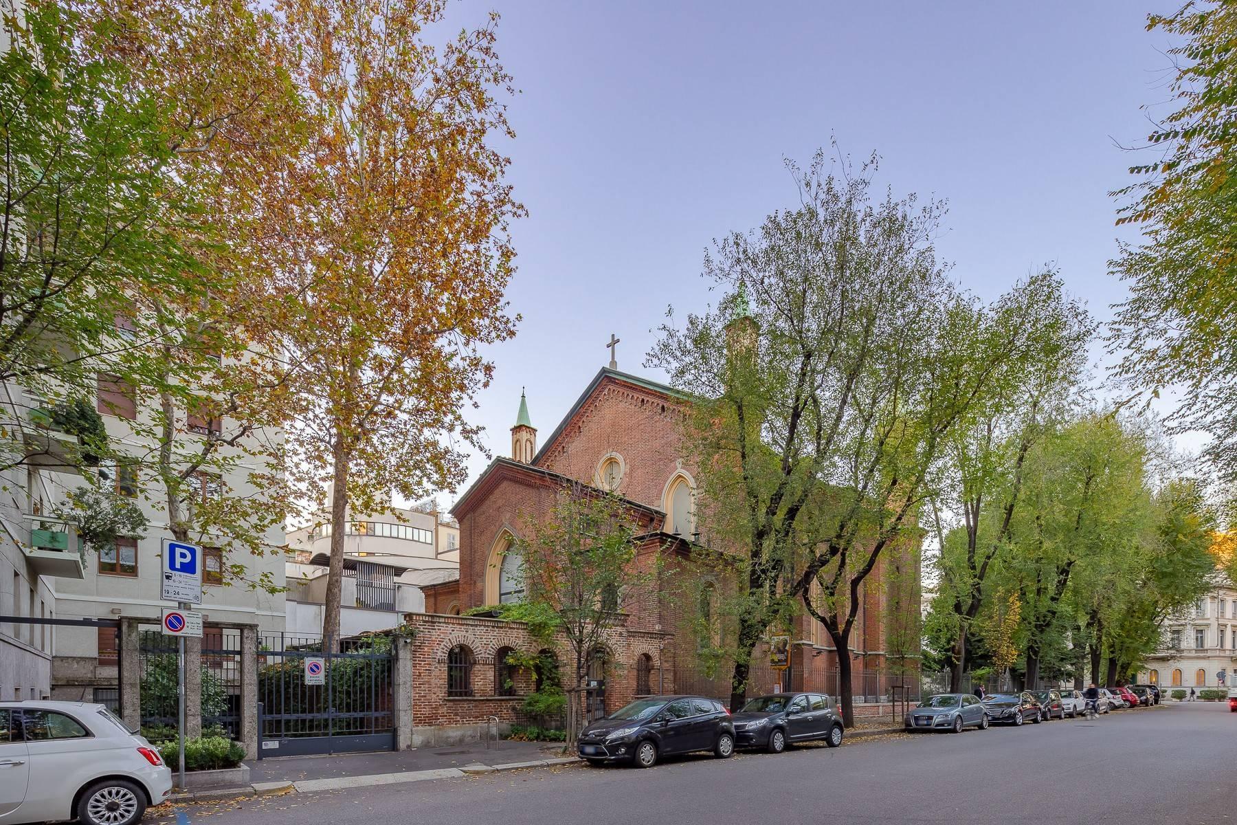 Grand appartement dans le quartier de Gabba / Montenapoleone - 12
