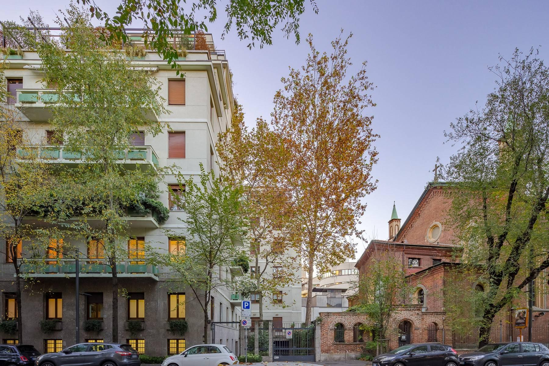 Grand appartement dans le quartier de Gabba / Montenapoleone - 25