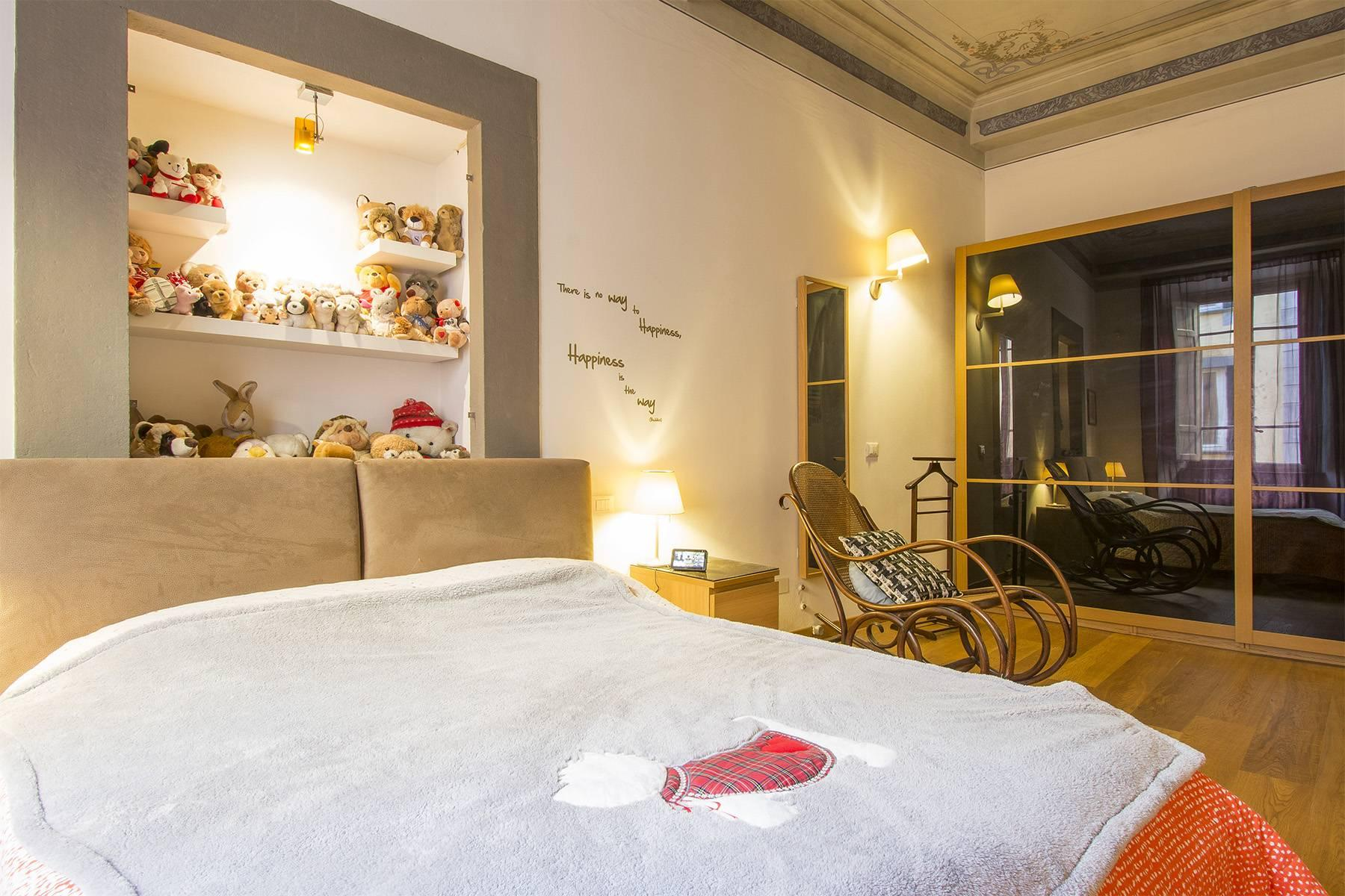 Unique luxury apartment with terrace in the medieval town of Lucca - 11