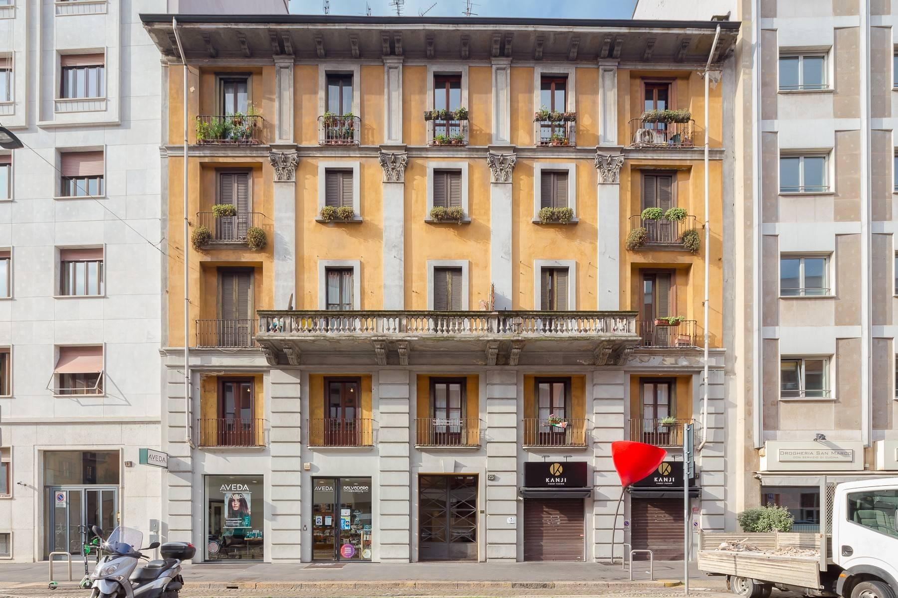 Charming furnished one-bedroom apartment in Brera - 15