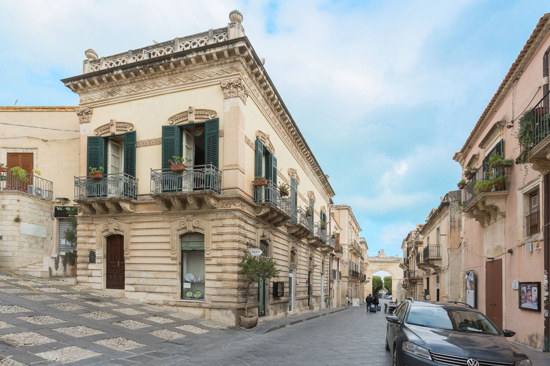 Indipendent house with terrace and view to historical center of Noto - 26