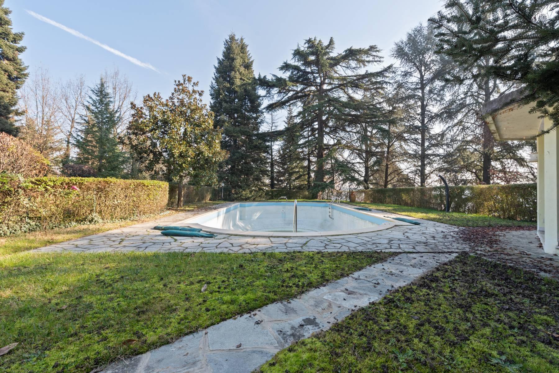 Charmante historische Villa in der Nähe von Asti - 7