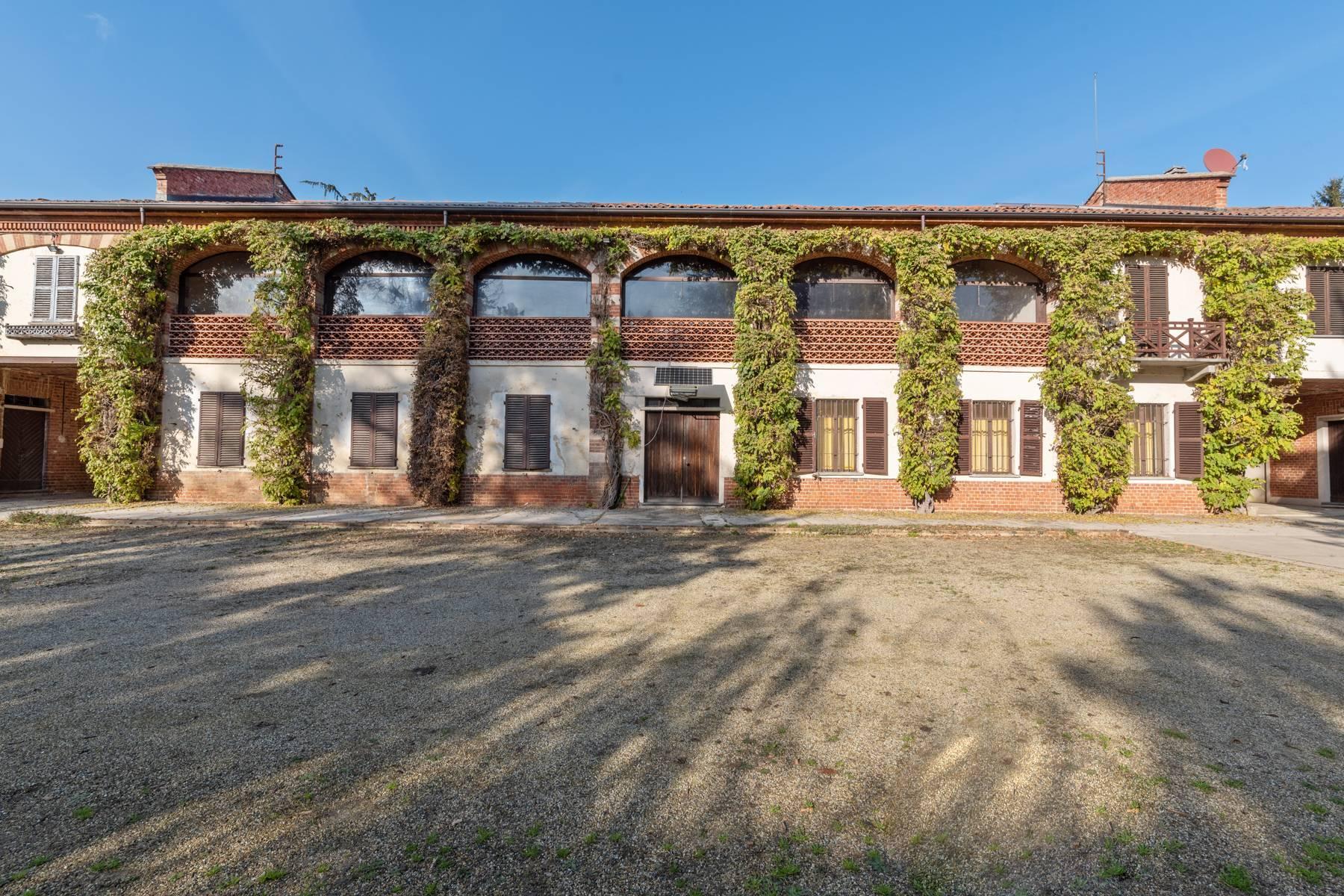 Charmante historische Villa in der Nähe von Asti - 8