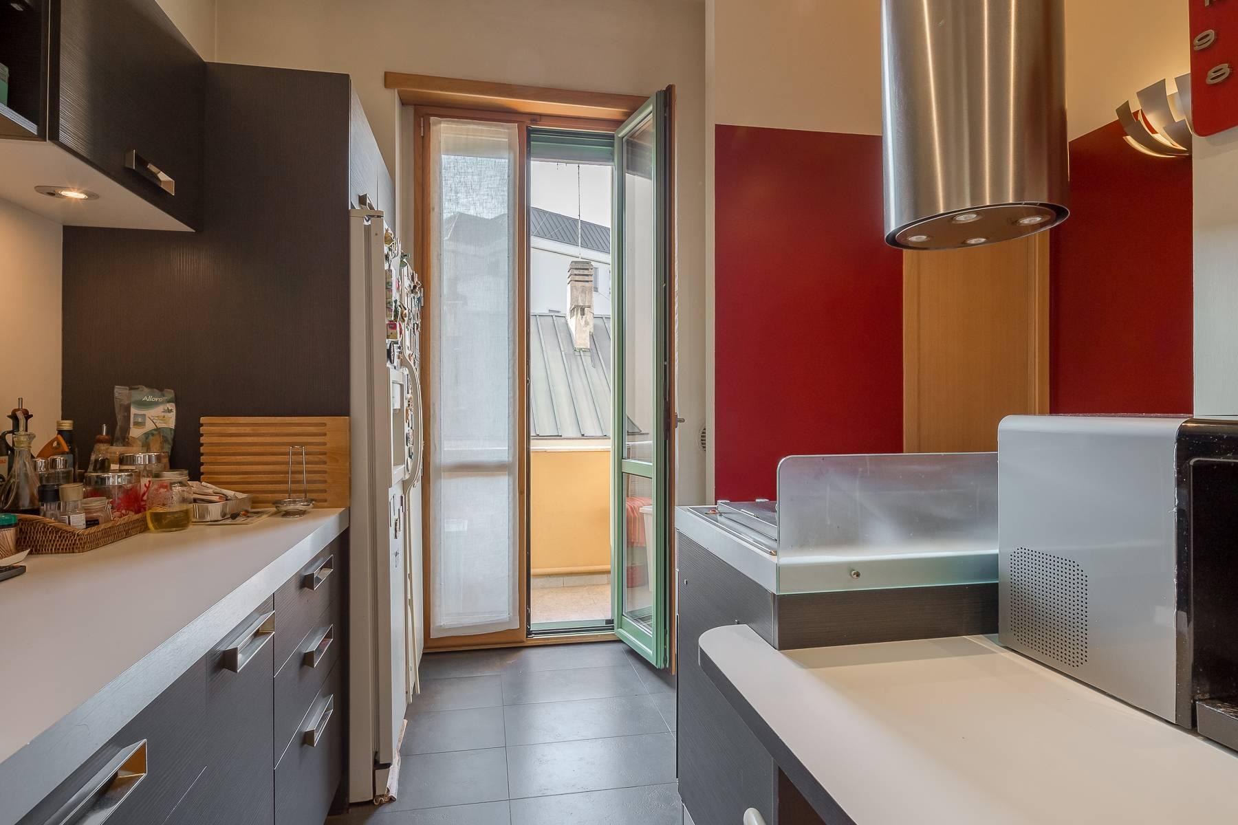 Квартира в классическом стиле на via Besana - 17