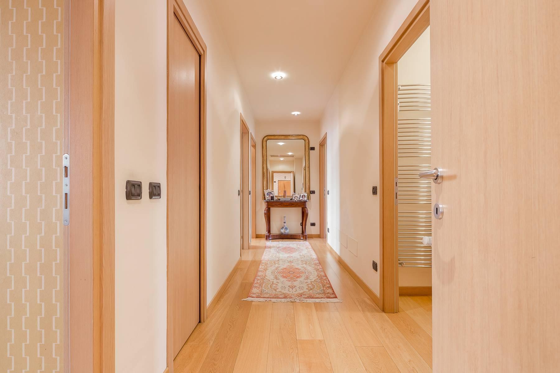 Квартира в классическом стиле на via Besana - 18