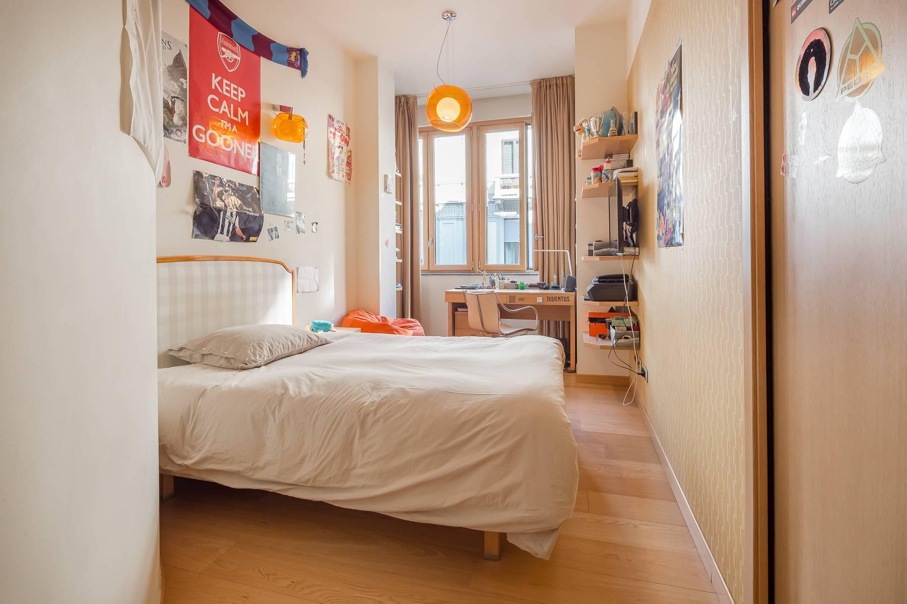 Квартира в классическом стиле на via Besana - 19