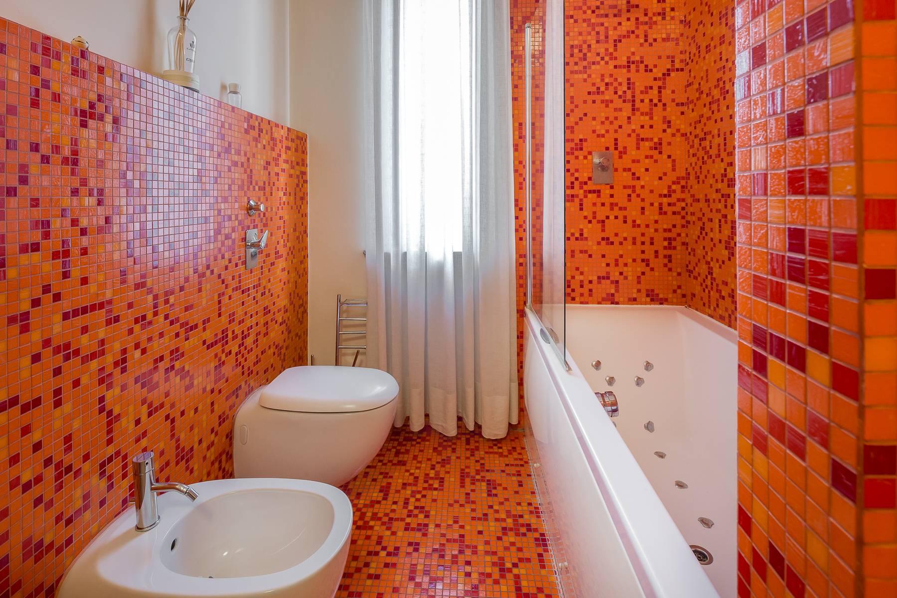 Квартира в классическом стиле на via Besana - 24