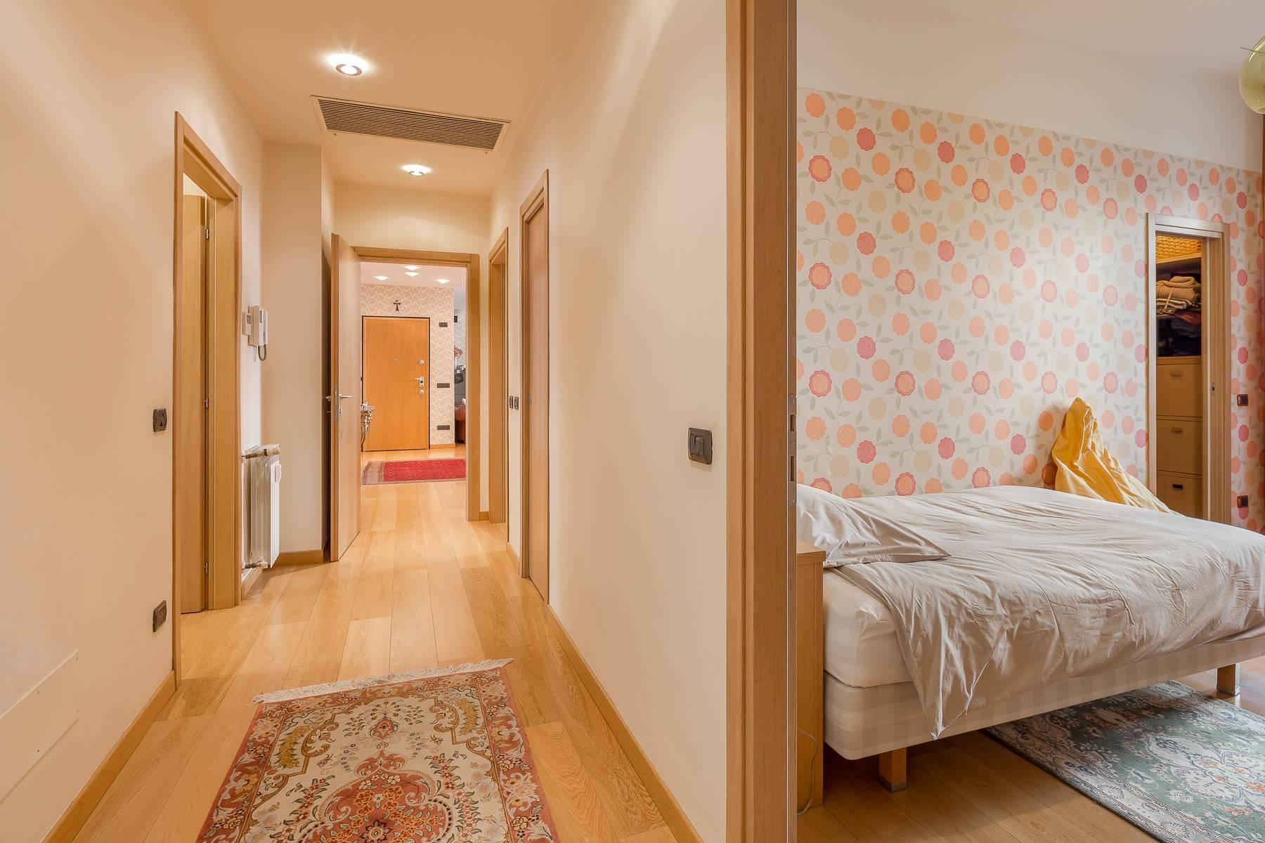 Квартира в классическом стиле на via Besana - 20