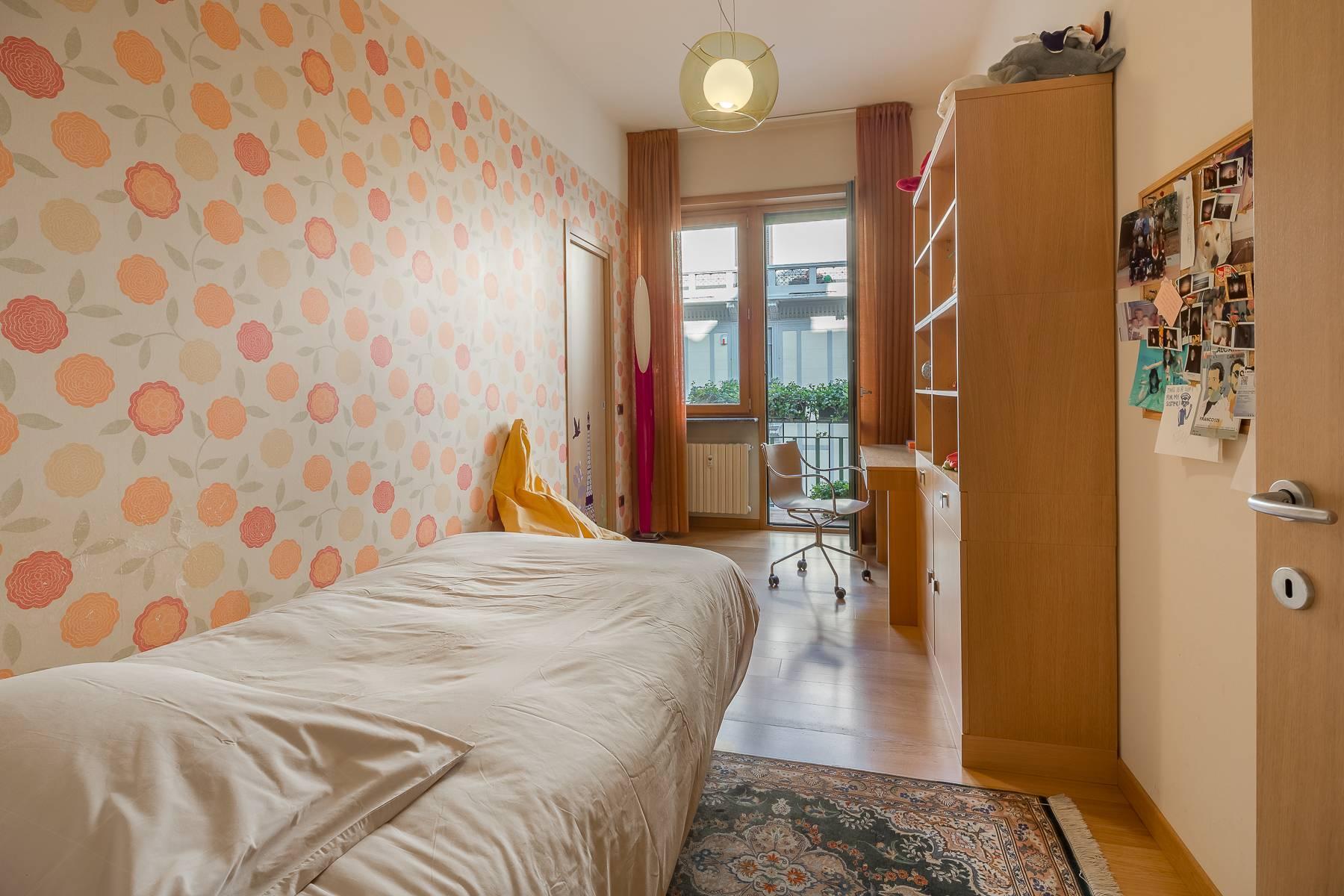 Квартира в классическом стиле на via Besana - 22