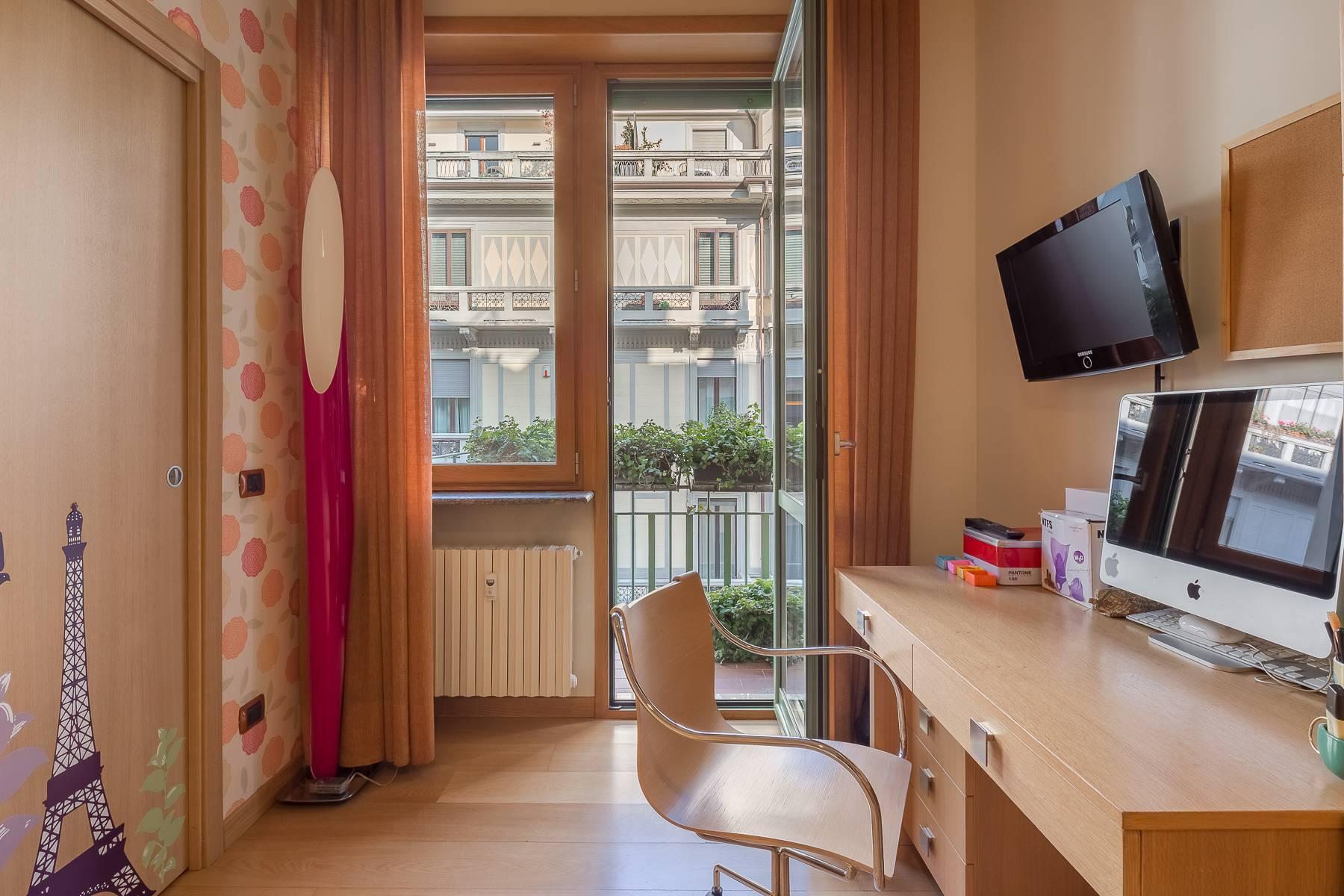Квартира в классическом стиле на via Besana - 23