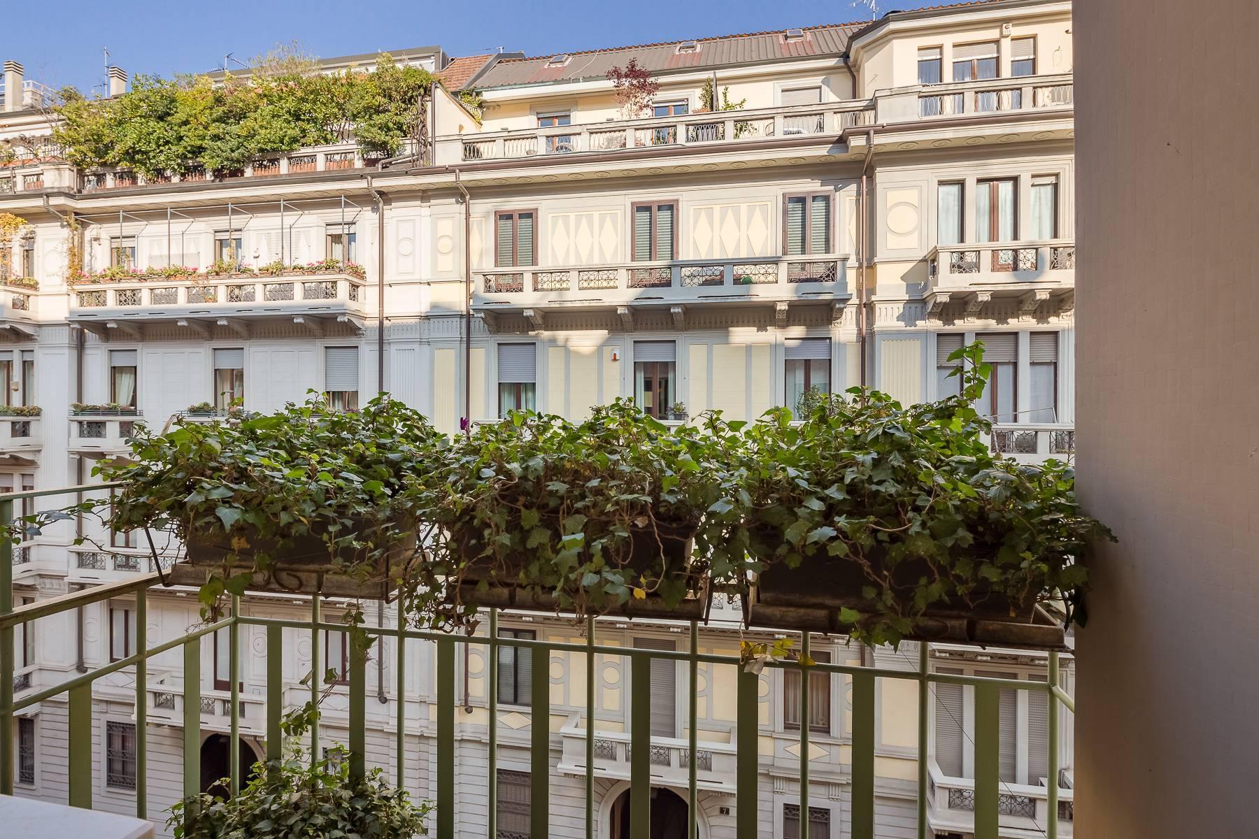 Квартира в классическом стиле на via Besana - 25