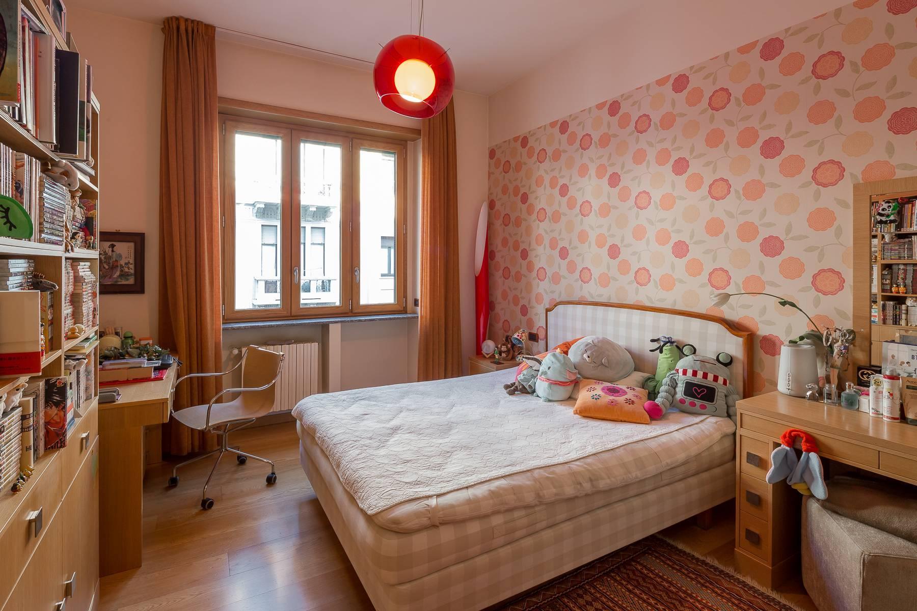 Квартира в классическом стиле на via Besana - 11