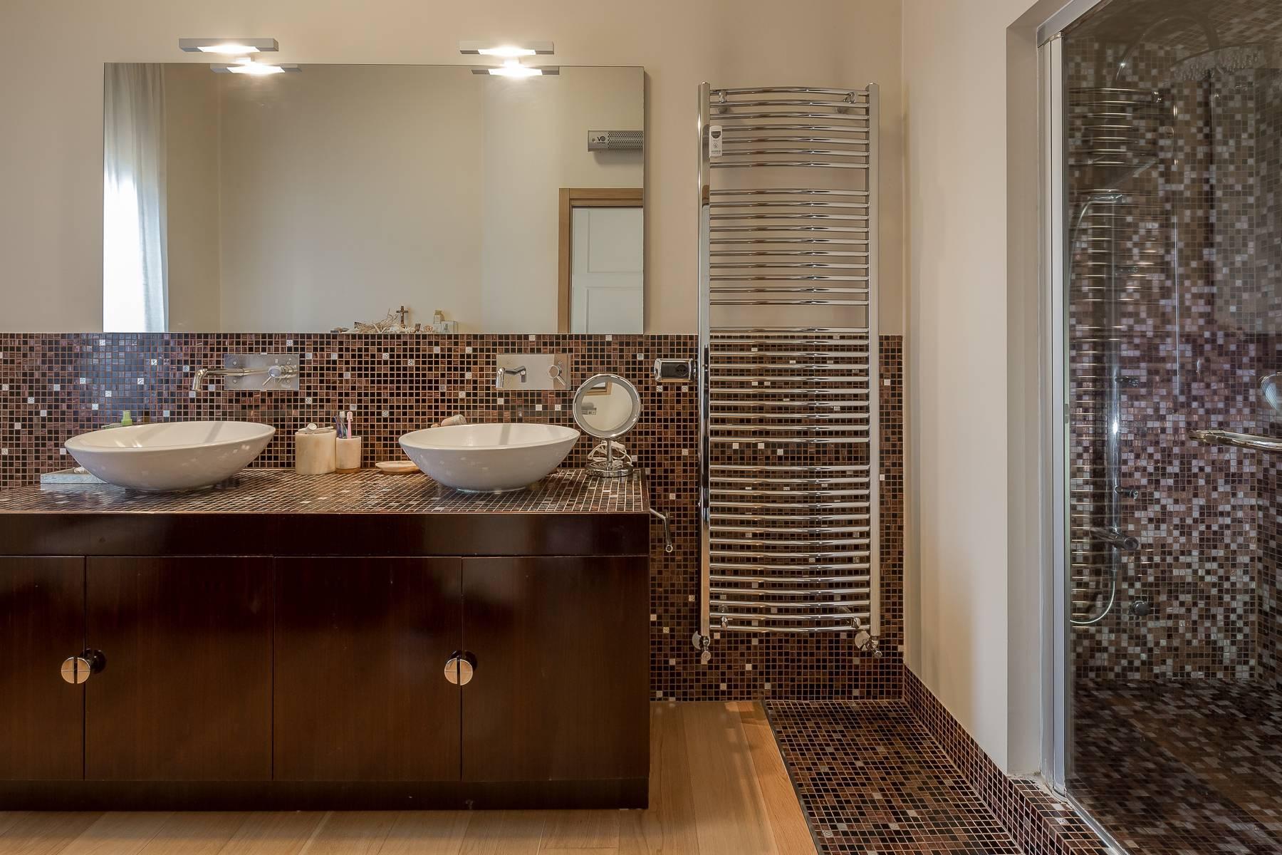 Квартира в классическом стиле на via Besana - 9