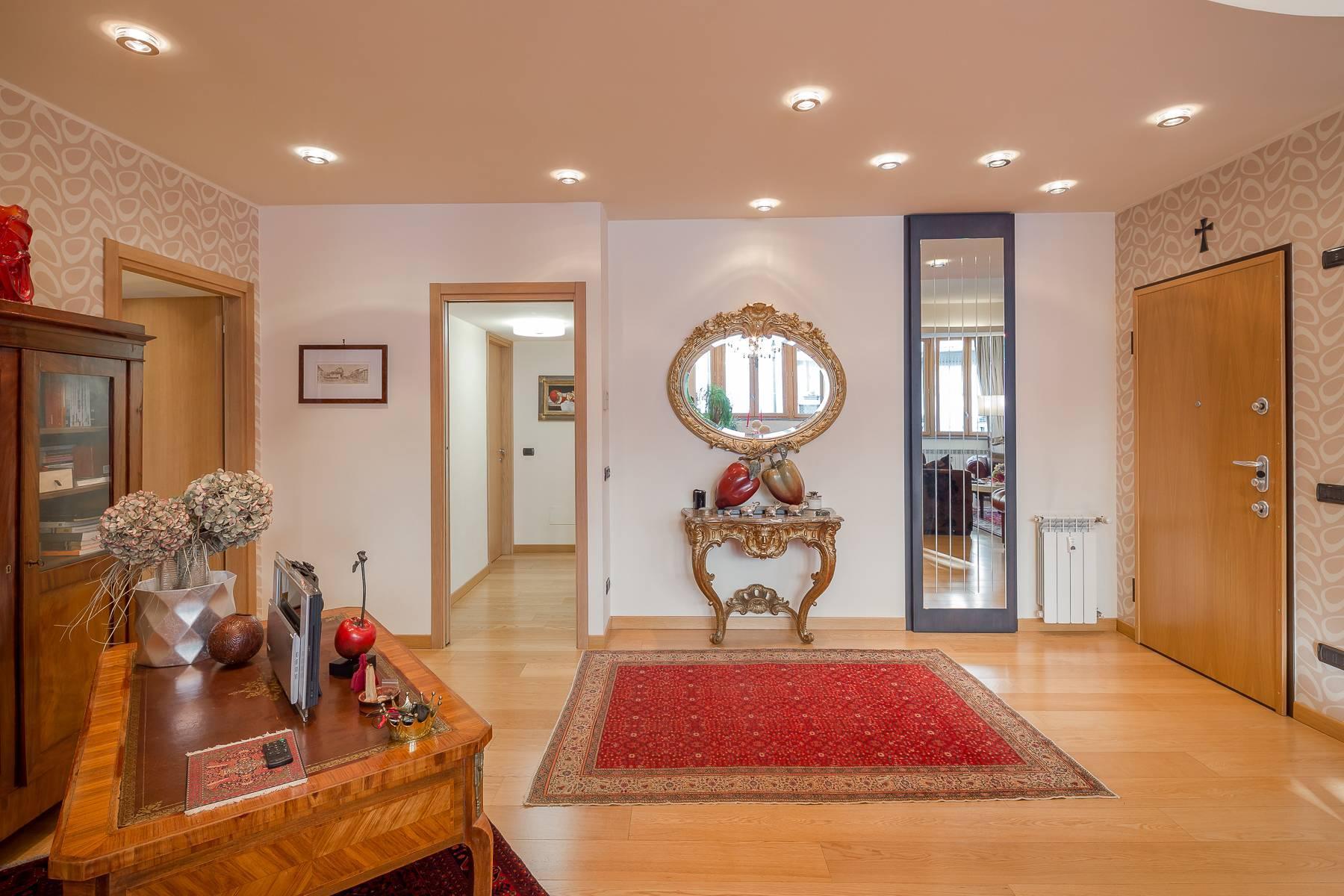 Квартира в классическом стиле на via Besana - 15
