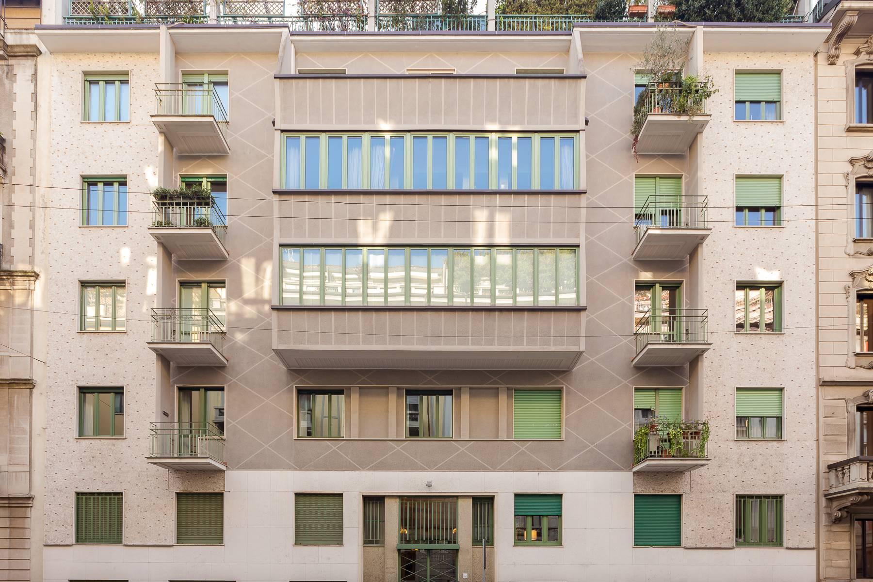 Квартира в классическом стиле на via Besana - 26