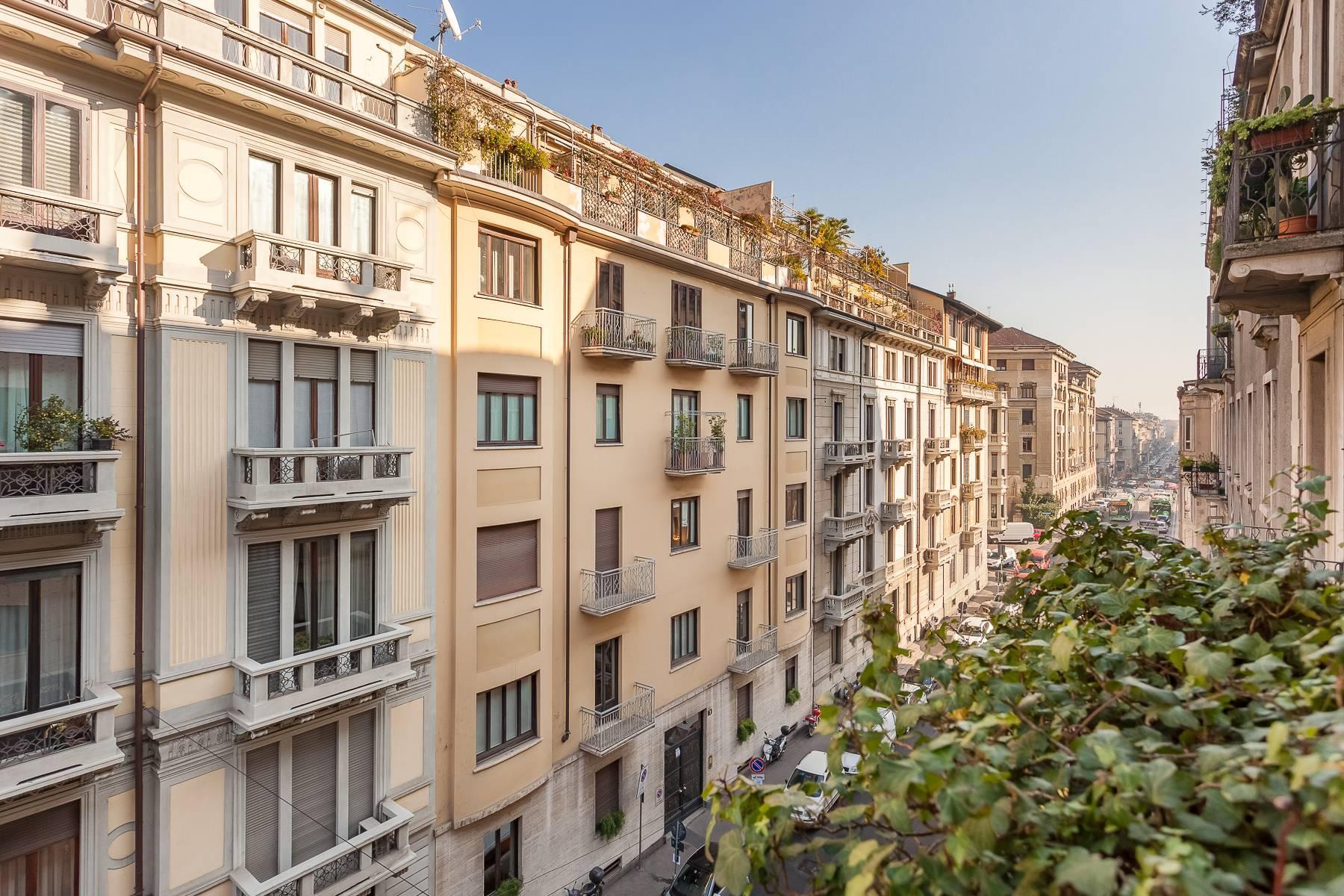 Квартира в классическом стиле на via Besana - 13