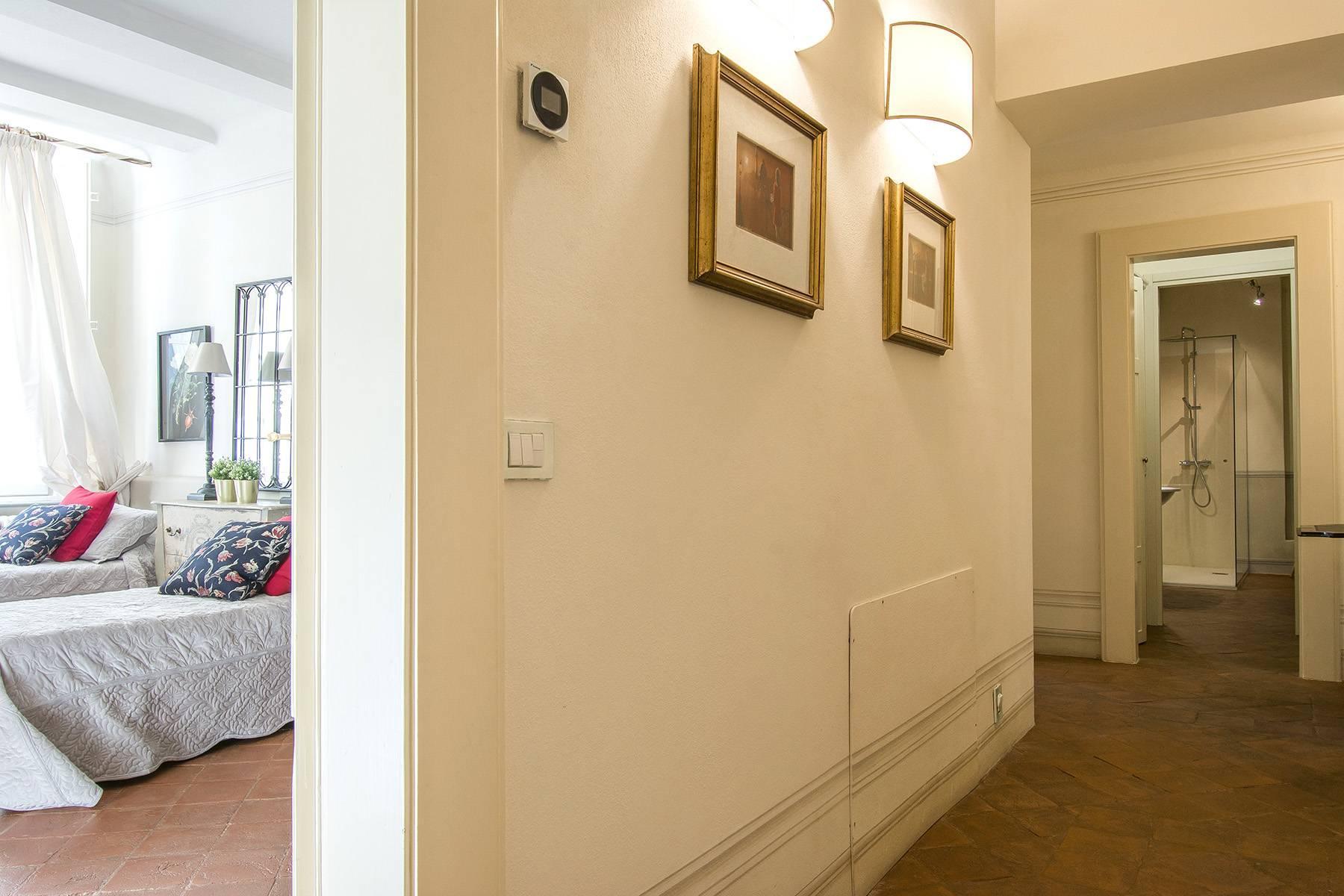 Большой роскошный апартамент в самом сердце исторического центра Лукки - 30