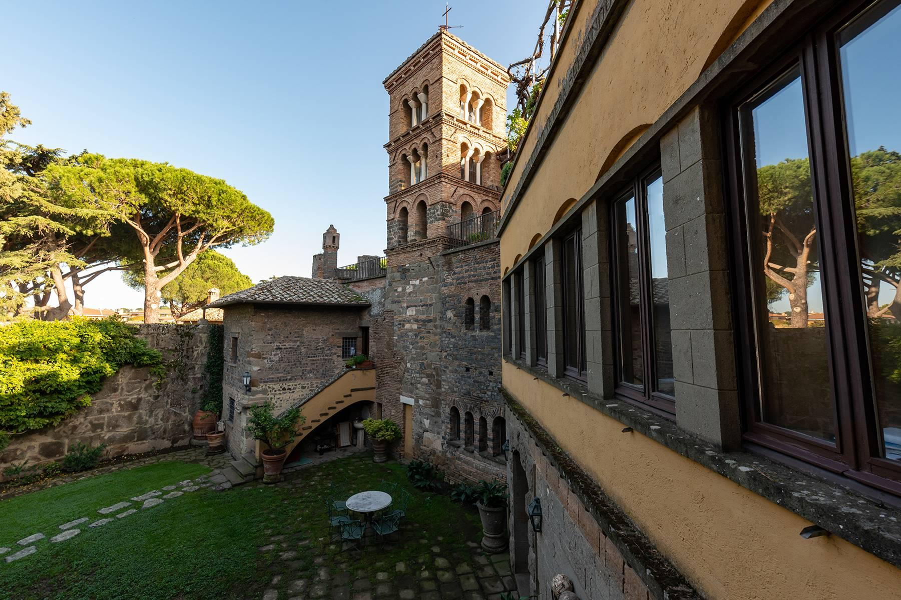 Unique 13th century mansion near Rome. - 40