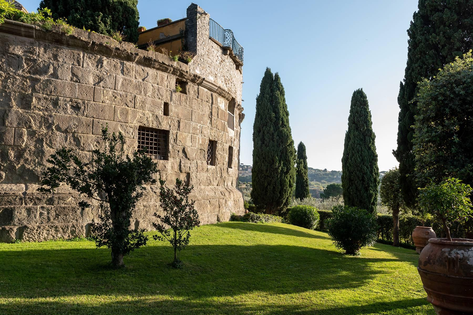 Unique 13th century mansion near Rome. - 19