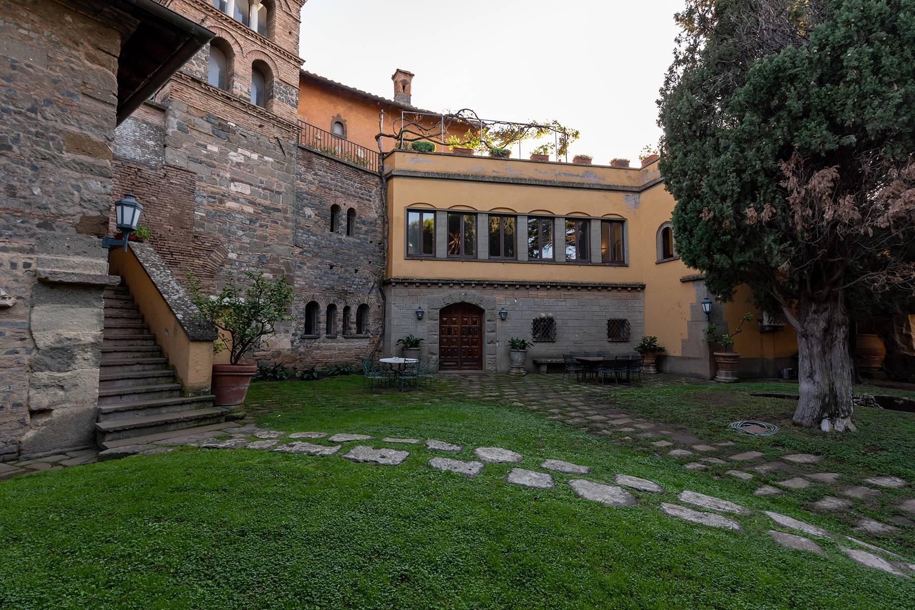 Unique 13th century mansion near Rome. - 24