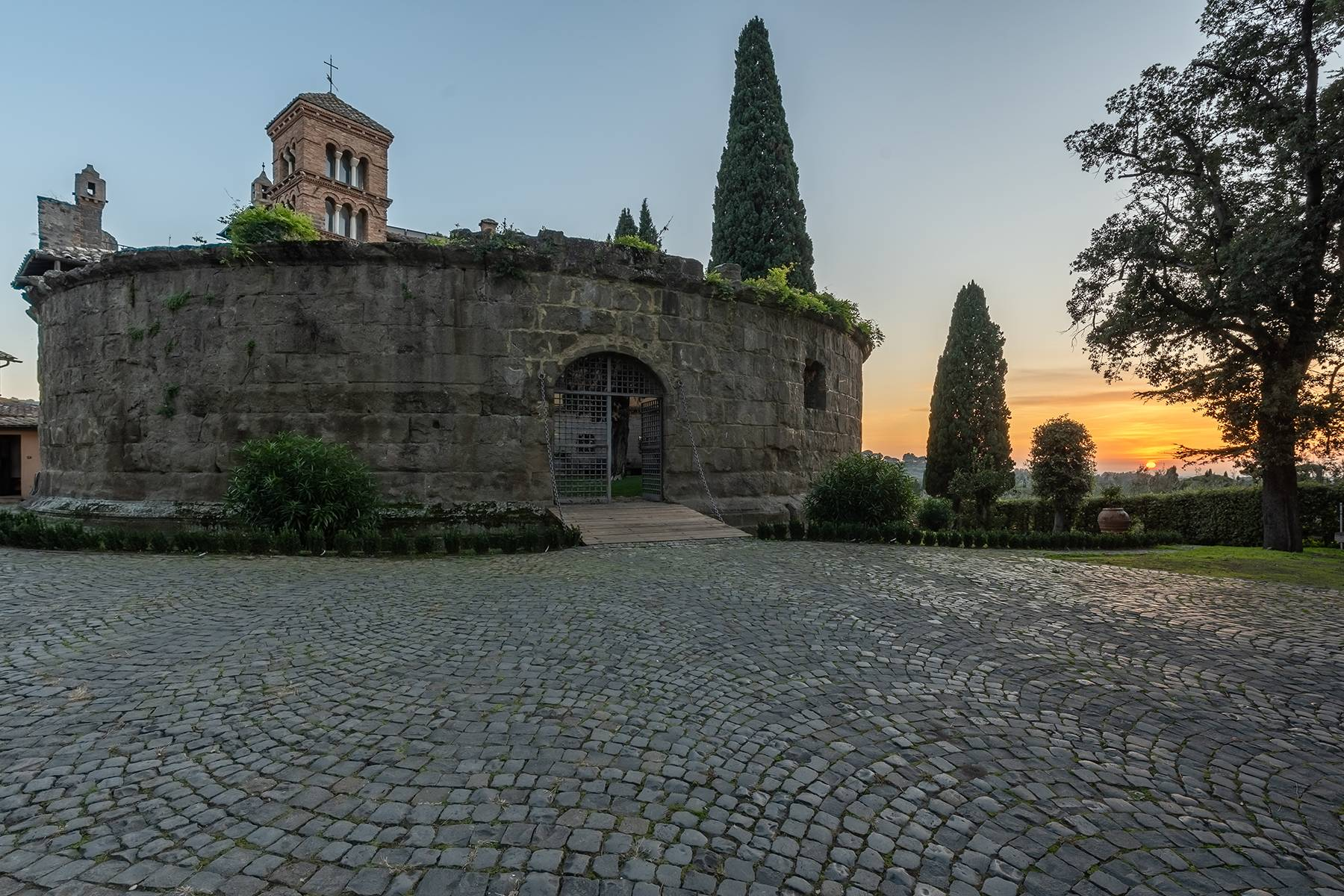 Unique 13th century mansion near Rome. - 43