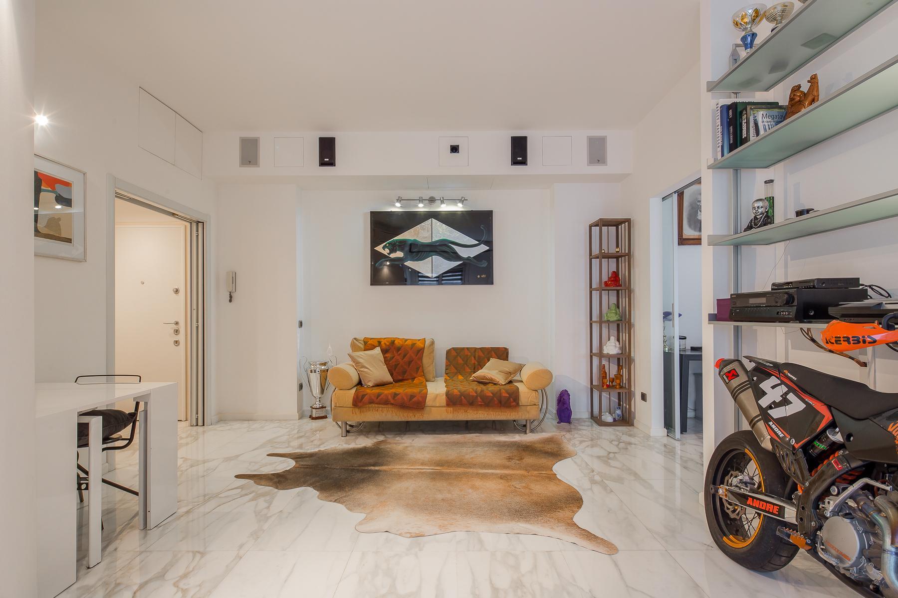 Современные апартаменты в двух шагах от центра Милана - 1