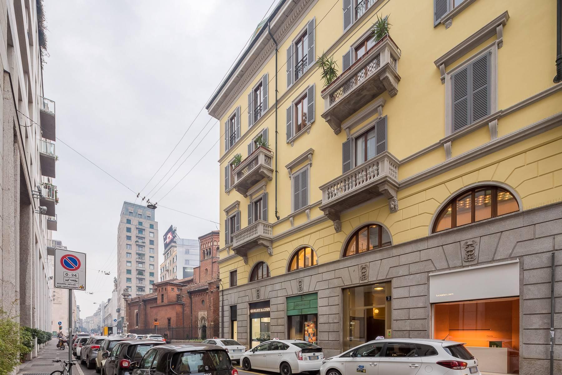 Charmante möblierte Wohnung im San Babila Stadtviertel - 26