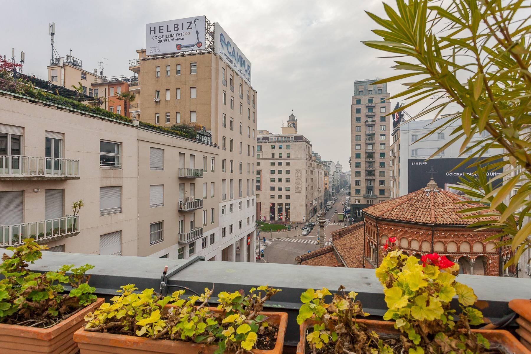 Charmant appartement meublé dans le quartier de San Babila - 12