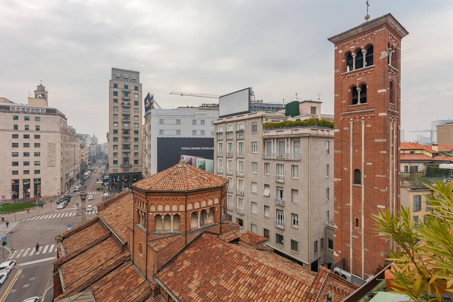 Charmante möblierte Wohnung im San Babila Stadtviertel - 13